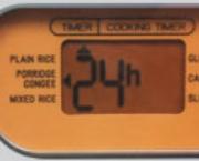 ระบบตั้งเวลาปรุงอาหารเสร็จล่วงหน้า (KS-COM10, KS-COM18)